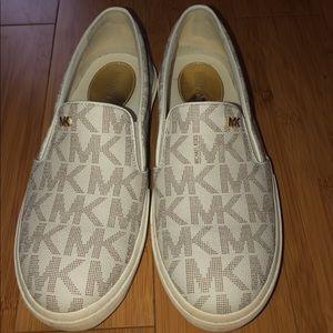 Michael Korda Slip On Sneakers